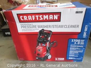 Craftsman Electric Pressure Washer/steam cleaner