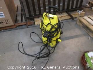 Karcher Pressure Washer/ missing parts