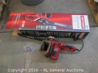 Craftsman 18 in Chain Saw
