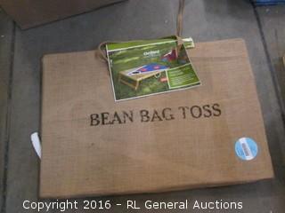 Outdoor Bean Bag Toss game