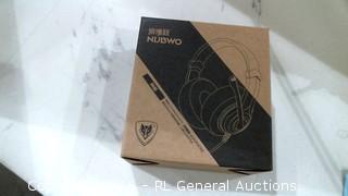 NUBWO Stereo Headphones