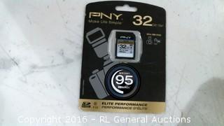 PNY 32 GB/Go