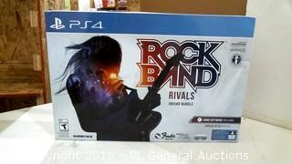 PS4 Rock Band