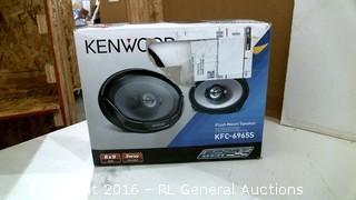 Kenwood Flush Mount Speaker