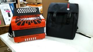 Hohner Compadre Accordian