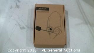 Agpeek Telephone Headset