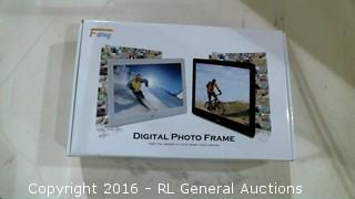 Digital Photo Frame Powers On Please Preview