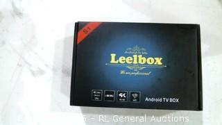Leelbox Android TV Player
