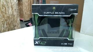 Turtle Beach wireless Dolby Surround Sound Gaming Headset