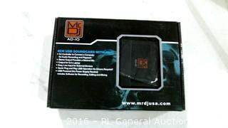 4ch USB soundcard withasio
