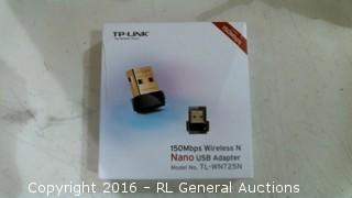 TP Link Wireless N Nao USB Adapter