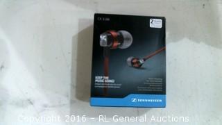 CX3.00 Sennheiser Ear canal phones