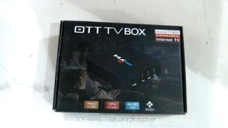 OTT TV BOX Internet TV