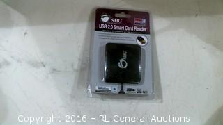 USB 2.0 Smart Cart Reader
