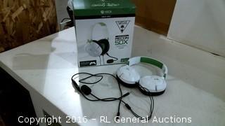 XBOX Turtle Beach Gaming Headset