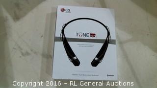 LG Tone Pro Premium wireless stereo Hadset