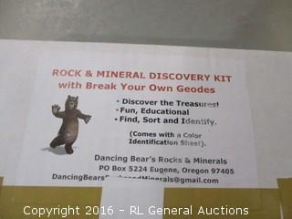 Rock & Mineral discovery Kit