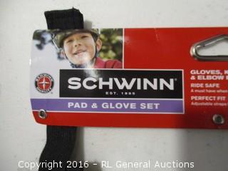Schwinn Pad & Glove