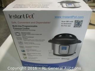 Instant Pot Pressure cooker/ no Lid