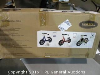 Racer Balance bike