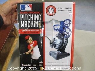 Electronic Pitching  machine