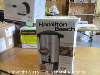hamilton Beach Coffee Urn