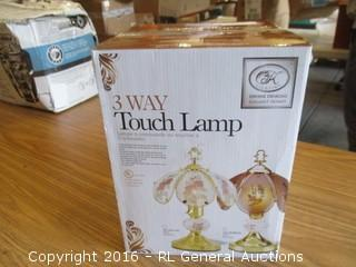 3 Way Touch Lamp
