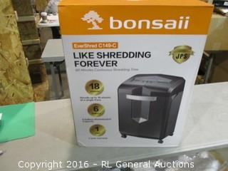 bonsaii Paper Shredder