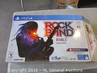 Rock Band rivals PS4