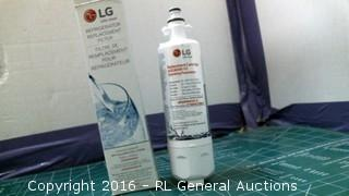 LG Refrigerator Replacement Filter