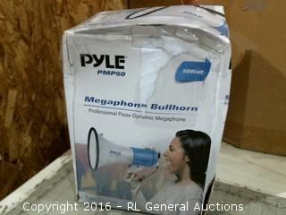 Pyle Megaphone