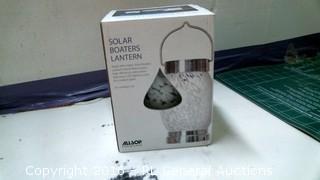 Solar Boaters Lantern