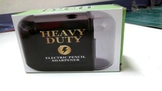 Heavy Duty Electric Pencil Sharpener