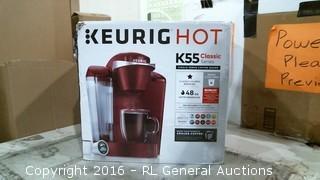 Keurig Hot Coffee Maker
