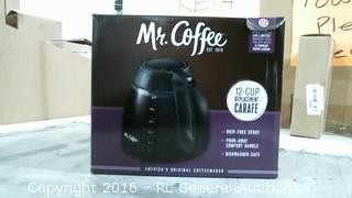 Mr Coffee Replacement Carafe