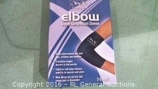 Elbow Copper Compression Sleeve