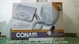 Con Air Soft Bonnet Hair Dryer
