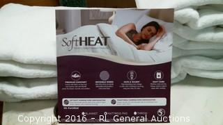 Sof Heat Mattress Pad