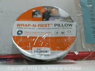 Wrap-N-Rest Pillow