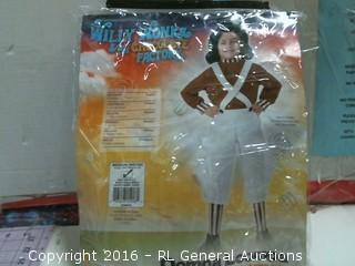 Willie Wonka Costume