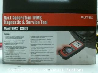 TPMS Diagnostic & Services Tool