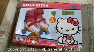 Hello Kitty RollerSkate