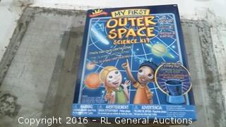 Outer Space Science Kt