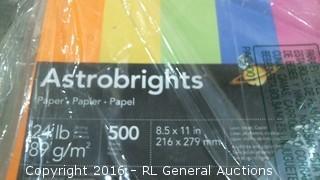 Astrobright Paper