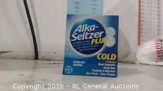 Alka Seltzer Plus