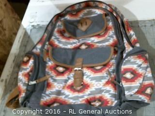 Backpack- Broken Zipper