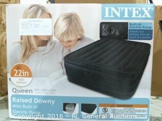 Intex air bed