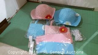 Hats, Purses & Gloves