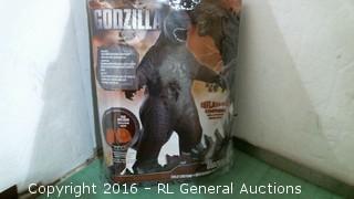Godzilla Costume