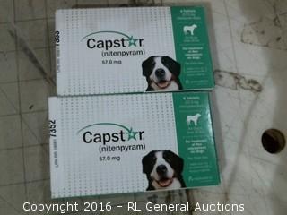 Capstar Dog Flea Tablets